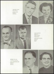 Page 17, 1955 Edition, Cherokee County Community High School - Checoukan (Columbus, KS) online yearbook collection