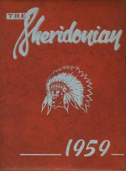 Page 1, 1959 Edition, Sheridan Community High School - Sheridonian Yearbook (Hoxie, KS) online yearbook collection