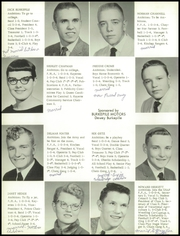 Page 14, 1959 Edition, Sheridan Community High School - Sheridonian Yearbook (Hoxie, KS) online yearbook collection