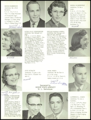 Page 17, 1959 Edition, Sheridan Community High School - Sheridonian Yearbook (Hoxie, KS) online yearbook collection