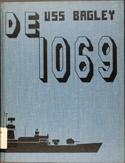 Page 1, 1974 Edition, Bagley (FF 1069) - Naval Cruise Book online yearbook collection