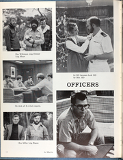 Page 14, 1974 Edition, Bagley (FF 1069) - Naval Cruise Book online yearbook collection