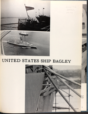 Page 5, 1974 Edition, Bagley (FF 1069) - Naval Cruise Book online yearbook collection