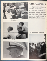 Page 6, 1974 Edition, Bagley (FF 1069) - Naval Cruise Book online yearbook collection