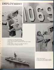 Page 7, 1974 Edition, Bagley (FF 1069) - Naval Cruise Book online yearbook collection
