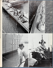 Page 9, 1974 Edition, Bagley (FF 1069) - Naval Cruise Book online yearbook collection