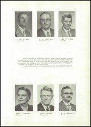 Page 9, 1957 Edition, Carbondale High School - Viking Yearbook (Carbondale, KS) online yearbook collection
