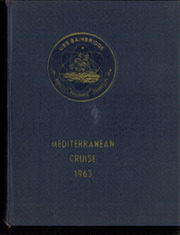 1963 Edition, Bainbridge (DLGN 25) - Naval Cruise Book