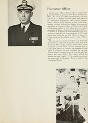 Page 11, 1963 Edition, Bainbridge (DLGN 25) - Naval Cruise Book online yearbook collection