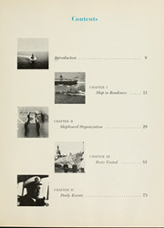 Page 7, 1963 Edition, Bainbridge (DLGN 25) - Naval Cruise Book online yearbook collection