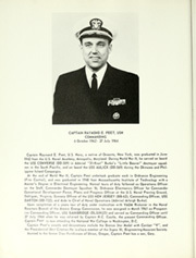 Page 10, 1964 Edition, Bainbridge (DLGN 25) - Naval Cruise Book online yearbook collection