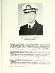Page 11, 1964 Edition, Bainbridge (DLGN 25) - Naval Cruise Book online yearbook collection