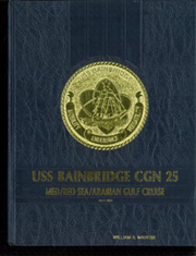 1992 Edition, Bainbridge (DLGN 25) - Naval Cruise Book