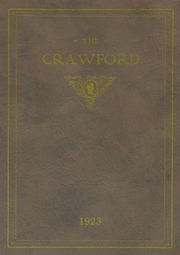 1923 Edition, Crawford Community High School - Crawford Yearbook (Cherokee, KS)