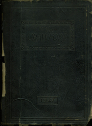1927 Edition, Crawford Community High School - Crawford Yearbook (Cherokee, KS)