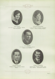 Page 17, 1927 Edition, Crawford Community High School - Crawford Yearbook (Cherokee, KS) online yearbook collection