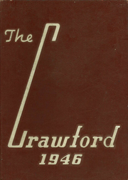 1946 Edition, Crawford Community High School - Crawford Yearbook (Cherokee, KS)