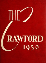 1950 Edition, Crawford Community High School - Crawford Yearbook (Cherokee, KS)
