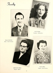 Page 15, 1950 Edition, Crawford Community High School - Crawford Yearbook (Cherokee, KS) online yearbook collection