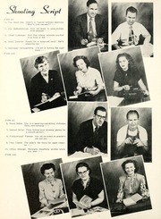 Page 16, 1950 Edition, Crawford Community High School - Crawford Yearbook (Cherokee, KS) online yearbook collection