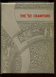 1952 Edition, Crawford Community High School - Crawford Yearbook (Cherokee, KS)