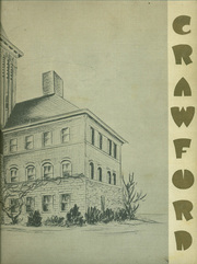 1953 Edition, Crawford Community High School - Crawford Yearbook (Cherokee, KS)