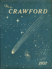 1957 Edition, Crawford Community High School - Crawford Yearbook (Cherokee, KS)