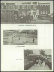 Page 6, 1956 Edition, Otis High School - Gray and Crimson Yearbook (Otis, KS) online yearbook collection