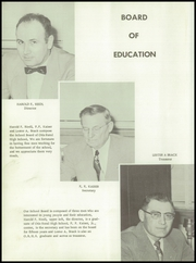 Page 8, 1956 Edition, Otis High School - Gray and Crimson Yearbook (Otis, KS) online yearbook collection