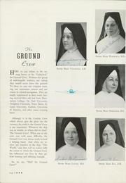Page 12, 1944 Edition, Cathedral High School - Cathedral Yearbook (Wichita, KS) online yearbook collection