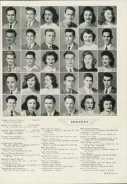 Page 15, 1944 Edition, Cathedral High School - Cathedral Yearbook (Wichita, KS) online yearbook collection