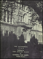 Page 5, 1948 Edition, Cathedral High School - Cathedral Yearbook (Wichita, KS) online yearbook collection