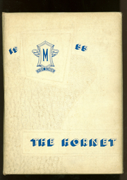 Page 1, 1955 Edition, Moline High School - Hornet Yearbook (Moline, KS) online yearbook collection