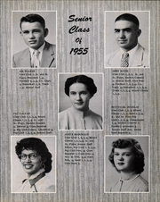 Page 13, 1955 Edition, Moline High School - Hornet Yearbook (Moline, KS) online yearbook collection