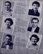 Page 14, 1955 Edition, Moline High School - Hornet Yearbook (Moline, KS) online yearbook collection