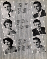 Page 15, 1955 Edition, Moline High School - Hornet Yearbook (Moline, KS) online yearbook collection