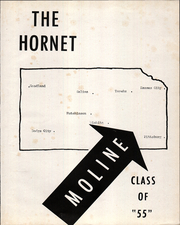Page 3, 1955 Edition, Moline High School - Hornet Yearbook (Moline, KS) online yearbook collection