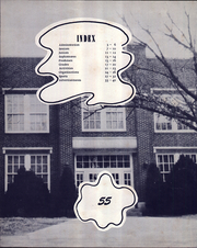 Page 4, 1955 Edition, Moline High School - Hornet Yearbook (Moline, KS) online yearbook collection