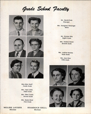 Page 9, 1955 Edition, Moline High School - Hornet Yearbook (Moline, KS) online yearbook collection