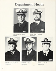 Page 10, 1980 Edition, Barbey (FF 1088) - Naval Cruise Book online yearbook collection