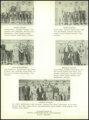 Page 8, 1956 Edition, Ford High School - Pioneer Yearbook (Ford, KS) online yearbook collection