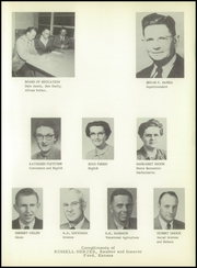 Page 9, 1956 Edition, Ford High School - Pioneer Yearbook (Ford, KS) online yearbook collection
