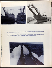 Page 8, 1974 Edition, Barbour County (LST 1195) - Naval Cruise Book online yearbook collection