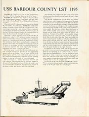 Page 5, 1979 Edition, Barbour County (LST 1195) - Naval Cruise Book online yearbook collection