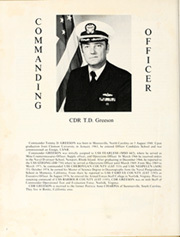 Page 6, 1979 Edition, Barbour County (LST 1195) - Naval Cruise Book online yearbook collection