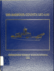 Page 1, 1991 Edition, Barbour County (LST 1195) - Naval Cruise Book online yearbook collection