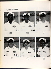 Page 10, 1991 Edition, Barbour County (LST 1195) - Naval Cruise Book online yearbook collection