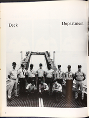 Page 12, 1991 Edition, Barbour County (LST 1195) - Naval Cruise Book online yearbook collection