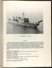Page 5, 1991 Edition, Barbour County (LST 1195) - Naval Cruise Book online yearbook collection