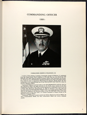 Page 7, 1991 Edition, Barbour County (LST 1195) - Naval Cruise Book online yearbook collection